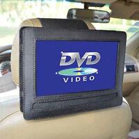 KM_ AU_ Car Headrest Mount for 7/9/10 Swivel Flip Style Portable DVD Player Ho