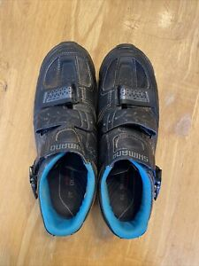 Shimano Torbal Mountain Bike Shoes Women's Size 7.8