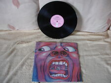 King Crimson In the Court of the Crimson King LP ILPS-9111 1969 UK A2/B4 Vinyl