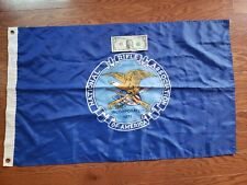 Nra National Rifle Association flag banner authentic
