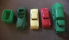 Lot of Vintage Plastic Toys