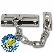 Door Security Chain - Polished Chrome - 100mm