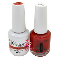 GELIXIR Soak Off Gel Polish Duo Set (Gel + Matching Lacquer) - 040