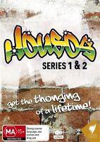 Housos : Series 1-2 (DVD, 2013, 4-Disc Set) - Region Free