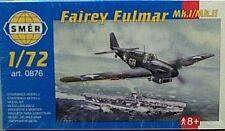 Smer 1/72 Fairey Fulmar Mk I/Mk II 2 Seater Fighter 876