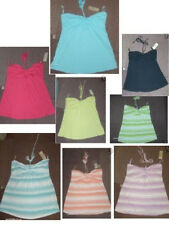 NWT AMERICAN EAGLE  OUTFITTERS PARADISE HALTER CAMI SOLIDS & STRIPES