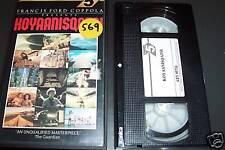 [1592] Koyaanisqatsi (1987) VHS rara F. F. Coppola