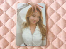 (ver. Hyoyeon) SNSD 3rd Album Mr.Taxi Photocard Girls' Generation