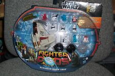 Star wars fighter pods Republic Drop Ship Series 2 Brand New Sealed