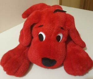 Clifford The Big Red Dog Plush Soft Toy Scholastic 51 cm