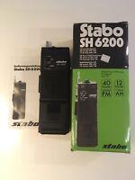 STABO SH 6200 / CB-Handfunkgeräte40 Kanäle FM, 4 Watt/ 12 Kanäle 1 Watt AM
