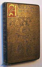 A BOOK OF OLD ENGLISH LOVE SONGS 1897 HC ILLUS George Wharton Edwards - I1