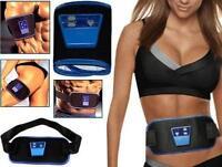 3X GEL AB Gymnic Body Massager Belt Arm/Leg/Waist/Muscle Toner Abdominal Thighs