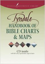 Tyndale Reference Library: Tyndale Handbook of Bible Charts and Maps by Linda K.