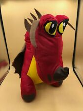 Large How To Train Your Dragon 2 Hookfang Red Plush Kids Stuffed Toy Dreamworks