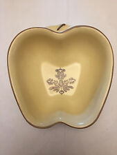 Pfaltzgraff Village Apple Shaped Bowl - 3 inches tall