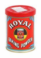Royal Baking Powder 113g Per Vari Cottura Al Forno Needs Pane Torta Biscotti