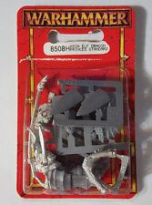 GW Warhammer High Elf Dragon Princes Standard 8508H 1997 #A - METAL OOP MIB NEW