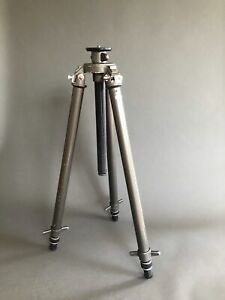 Gitzo G411 Pro Studex Series 4 Tripod Large Format Camera Photography Birding