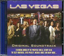 LAS VEGAS THE ORIGINAL SOUNDTRACK CD - FATBOY SLIM, PUSSYCAT DOLLS & MORE