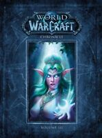 World of Warcraft Chronicle Volume 3 [New Book] Hardcover