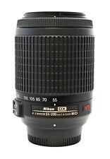 Nikon AF-S Nikkor DX 55-200mm 1:4-5.6G ED VR Lens