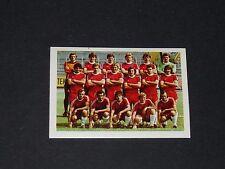 264 DIOSGYÖR MISKOLC HONGRIE MAGYAR UEFA C3 FOOTBALL BENJAMIN EUROPE 1980 PANINI