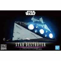 BANDAI Star Wars 1/5000 STAR DESTROYER LIGHTING MODEL FIRST PRODUCTION LIMITED