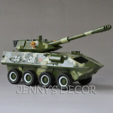 Diecast Military Models Toy 1:35 Armored Fightling Vehicle AFV Tank Replica