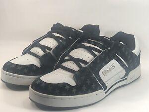Vintage Vans Skateboard Tolan LS Skull Leather Men shoes Size 11.5
