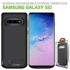 Samsung Galaxy S10 Rechargeable External Power Battery Charging Case 6000mAh