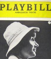 Scapino Playbill 1975 Ambassador Theatre Jim Dale Gavin Reed Ian Trigger