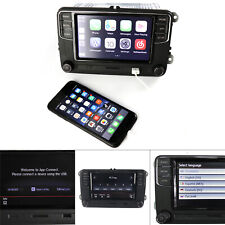 Noname Android Auto CarPlay RCD330 RCD340G RCD360 Car Stereo 6RD 035 187B For VW