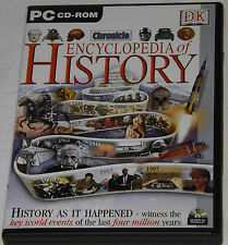 Encyclopedia Of History - PC CD-ROM - DK