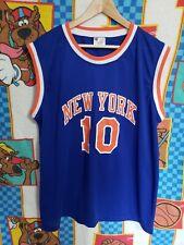 New York Knicks Walt Frazier basketball jersey Throwback #10 L XL
