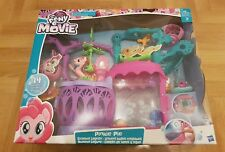 My Little Pony Movie Pinkie Pie Seashell Lagoon Playset / Brand New.