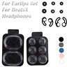Silicone Earbuds Tips For Beatsx Urbeats Tour Earphone Replacement 5 Pairs S/M/L