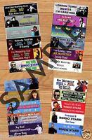 BEATLES SOLO YEARS Jukebox Title Strips Vol. 2