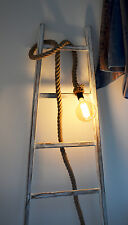 Rope Modern Lamp , with a plug RETRO, 2.5 m long, VINTAGE BULB