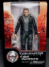 "Terminator Genisys T-800 GUARDIAN New! Arnold Schwarzenegger 7"" Figure NECA"