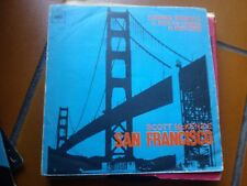 """7"""" SCOTT McKENZIE SAN FRANCISCO WHAT'S THE DIFFERENCE COVER EX VINILE VG"""