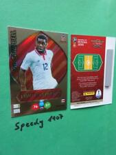 Panini RUSSIA 2018 Fifa World Cup Limited BRAZIL Edition Campbell Adrenalyn 18