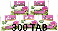 CISTUS INCANUS | 300 tablets (vegan) a 1750 mg storage pack for 300 days TOP