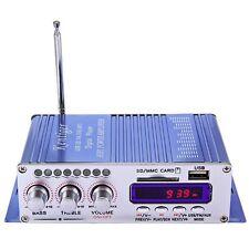 HY-502 Hi-Fi Auto Car Stereo Power Amplifier LED Audio USB MP3 DVD SD FM CUS