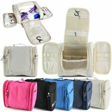 Large Travel Cosmetic Makeup Bag Toiletry Hanging Organizer Storage Case Pouch