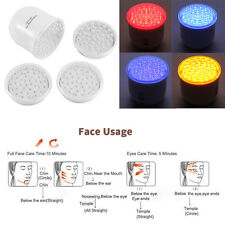 4 Color LED Photon Light Photodynamic PDT Mask Facial Skin Care Face Therapy dy