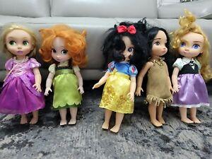 Disney Store Animators Doll Bundle 16inch