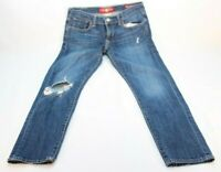 Lucky Brand Jeans Size 6/28 Sienna Cigarette Medium Wash Low Rise