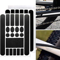 MTB Bike Chain Stay & Frame Scratch Protector Bicycle Protective Sticker Paster