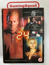 24 Complete First Season One DVD, Supplied by Gaming Squad Ltd